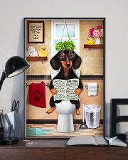 Love Dachshund 11x17 Poster lifestyle-poster-2