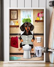 Love Dachshund 11x17 Poster lifestyle-poster-4