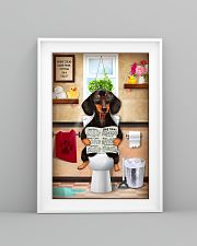 Love Dachshund 11x17 Poster lifestyle-poster-5