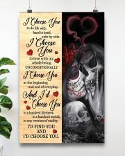I CHOOSE YOU 2 11x17 Poster aos-poster-portrait-11x17-lifestyle-19