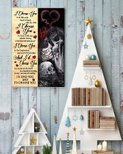 I CHOOSE YOU 2 11x17 Poster lifestyle-holiday-poster-2
