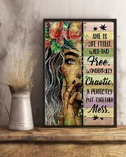 She Is Life Itself 11x17 Poster lifestyle-poster-3
