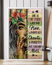 She Is Life Itself 11x17 Poster lifestyle-poster-4
