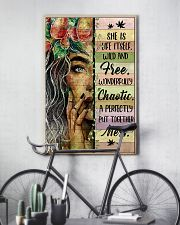 She Is Life Itself 11x17 Poster lifestyle-poster-7