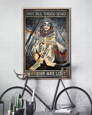 Not All Those Who 11x17 Poster lifestyle-poster-7