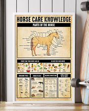 Horse Care Knowledge 11x17 Poster lifestyle-poster-4