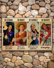 Be Strong When You Are Weak 17x11 Poster aos-poster-landscape-17x11-lifestyle-15