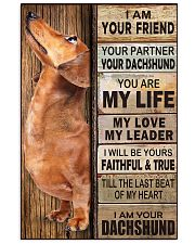 I Am Your Friend 11x17 Poster front