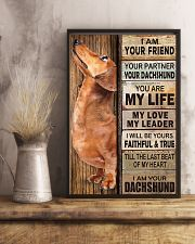 I Am Your Friend 11x17 Poster lifestyle-poster-3