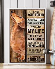 I Am Your Friend 11x17 Poster lifestyle-poster-4