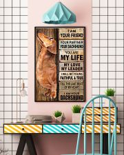 I Am Your Friend 11x17 Poster lifestyle-poster-6