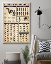 HORSE KNOWLEDGE 11x17 Poster lifestyle-poster-1