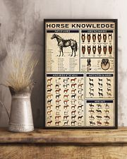 HORSE KNOWLEDGE 11x17 Poster lifestyle-poster-3