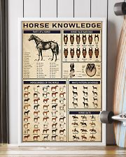 HORSE KNOWLEDGE 11x17 Poster lifestyle-poster-4