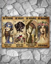 BE STRONG WHEN YOU ARE WEAK 17x11 Poster aos-poster-landscape-17x11-lifestyle-13