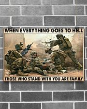 When Everything Goes To Hell 17x11 Poster poster-landscape-17x11-lifestyle-18