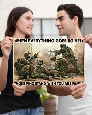 When Everything Goes To Hell 17x11 Poster poster-landscape-17x11-lifestyle-20