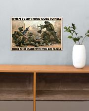 When Everything Goes To Hell 17x11 Poster poster-landscape-17x11-lifestyle-24
