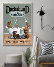 Wash Your Wiener 11x17 Poster lifestyle-poster-1