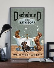 Wash Your Wiener 11x17 Poster lifestyle-poster-2