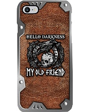 HELLO DARKNESS MY OLD FRIEND Phone Case i-phone-8-case