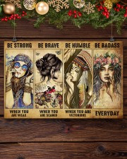 Be Strong When You Are Weak 17x11 Poster aos-poster-landscape-17x11-lifestyle-27
