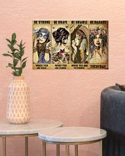 Be Strong When You Are Weak 17x11 Poster poster-landscape-17x11-lifestyle-21