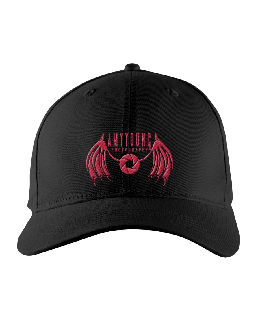Red Logo Hats Embroidered Hat