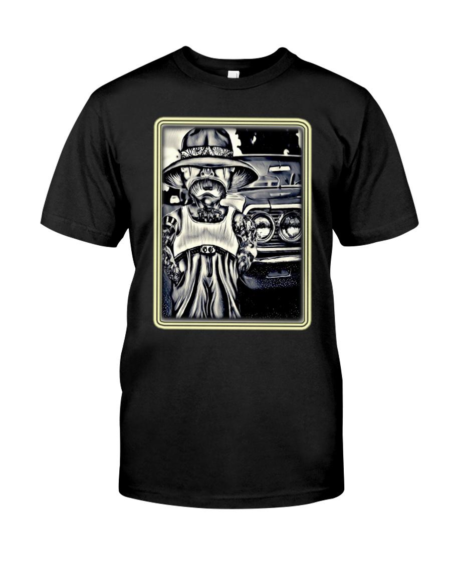Crazy Lowrider Classic T-Shirt
