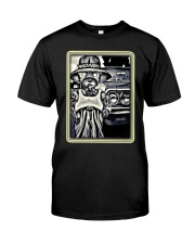 Crazy Lowrider Classic T-Shirt front
