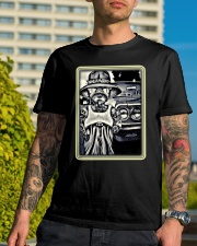 Crazy Lowrider Classic T-Shirt lifestyle-mens-crewneck-front-8