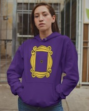 FRIENDS' DOOR  Hooded Sweatshirt apparel-hooded-sweatshirt-lifestyle-08