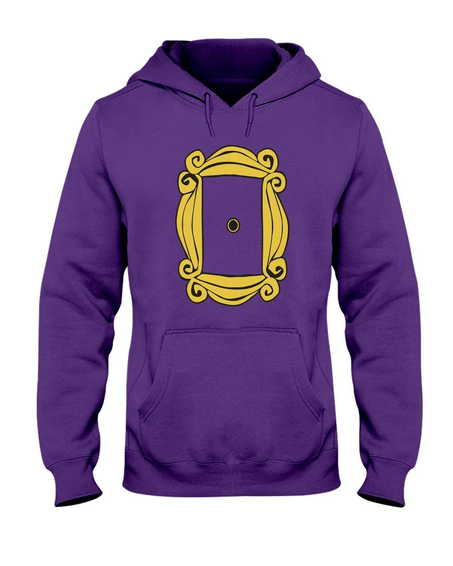FRIENDS' DOOR  Hooded Sweatshirt