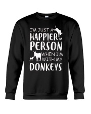 donkey Crewneck Sweatshirt thumbnail