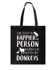 donkey Tote Bag thumbnail
