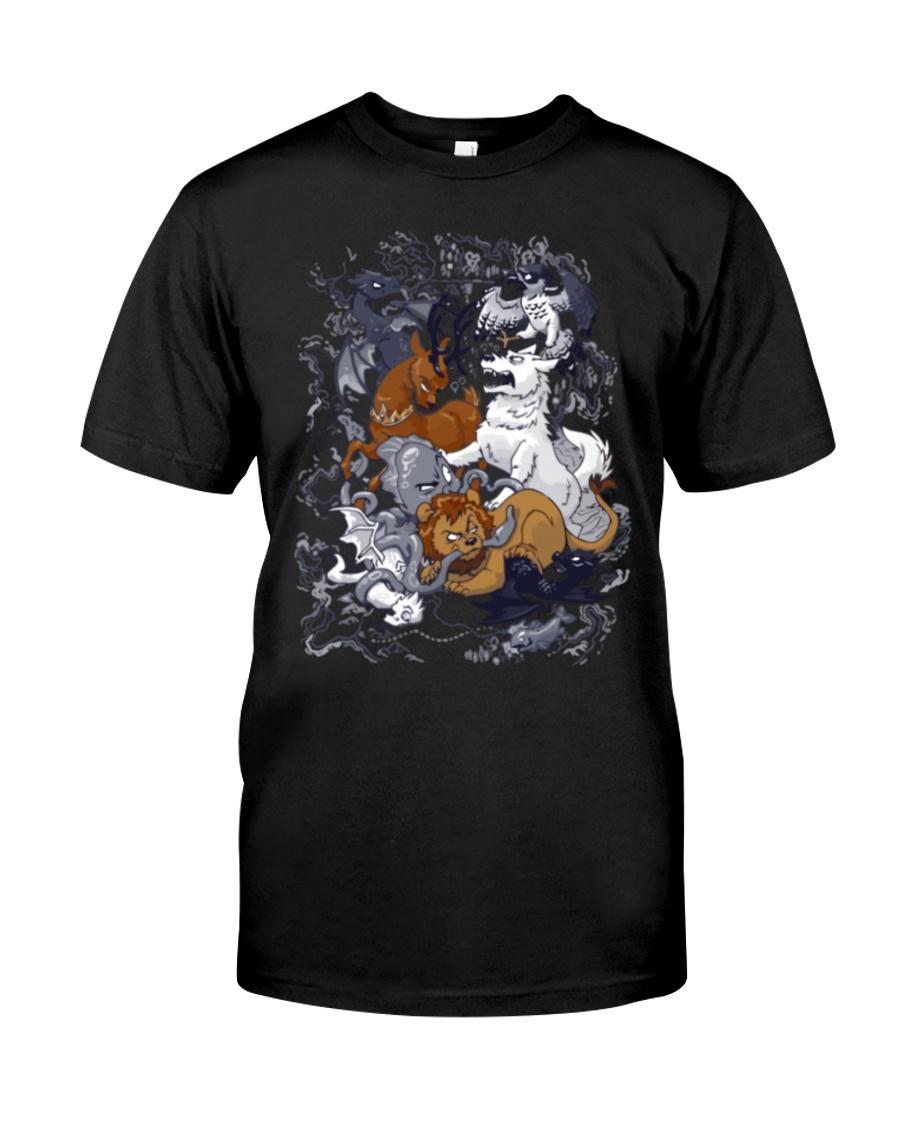 Battle Of Thrones Funny shirt Classic T-Shirt