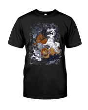 Battle Of Thrones Funny shirt Classic T-Shirt front