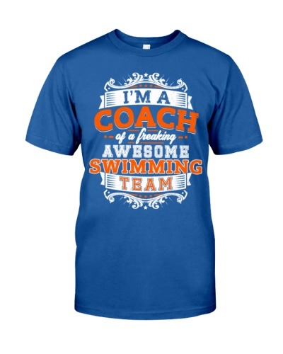 IM A COACH OF A FREAKING AWESOME SWIMMING TEAM