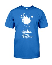 Merry Christmas on the sky - Christmas Gifts Premium Fit Mens Tee thumbnail
