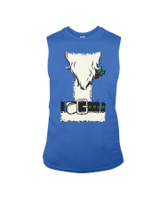 Penguins decorating Christmas  - Christmas Gifts Sleeveless Tee thumbnail