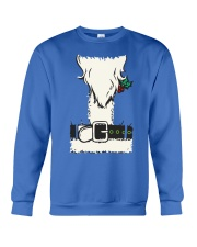 Penguins decorating Christmas  - Christmas Gifts Crewneck Sweatshirt thumbnail