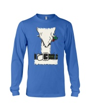 Penguins decorating Christmas  - Christmas Gifts Long Sleeve Tee front