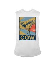 Retro Cows Sleeveless Tee thumbnail
