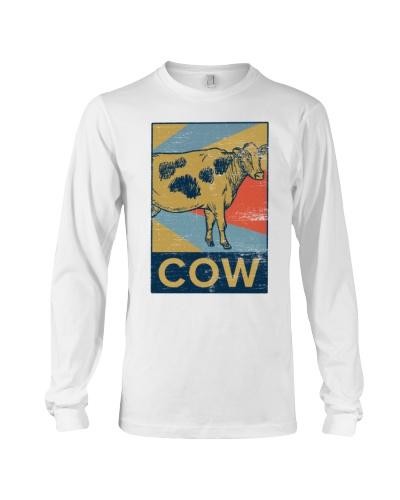 Retro Cows