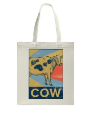Retro Cows Tote Bag thumbnail