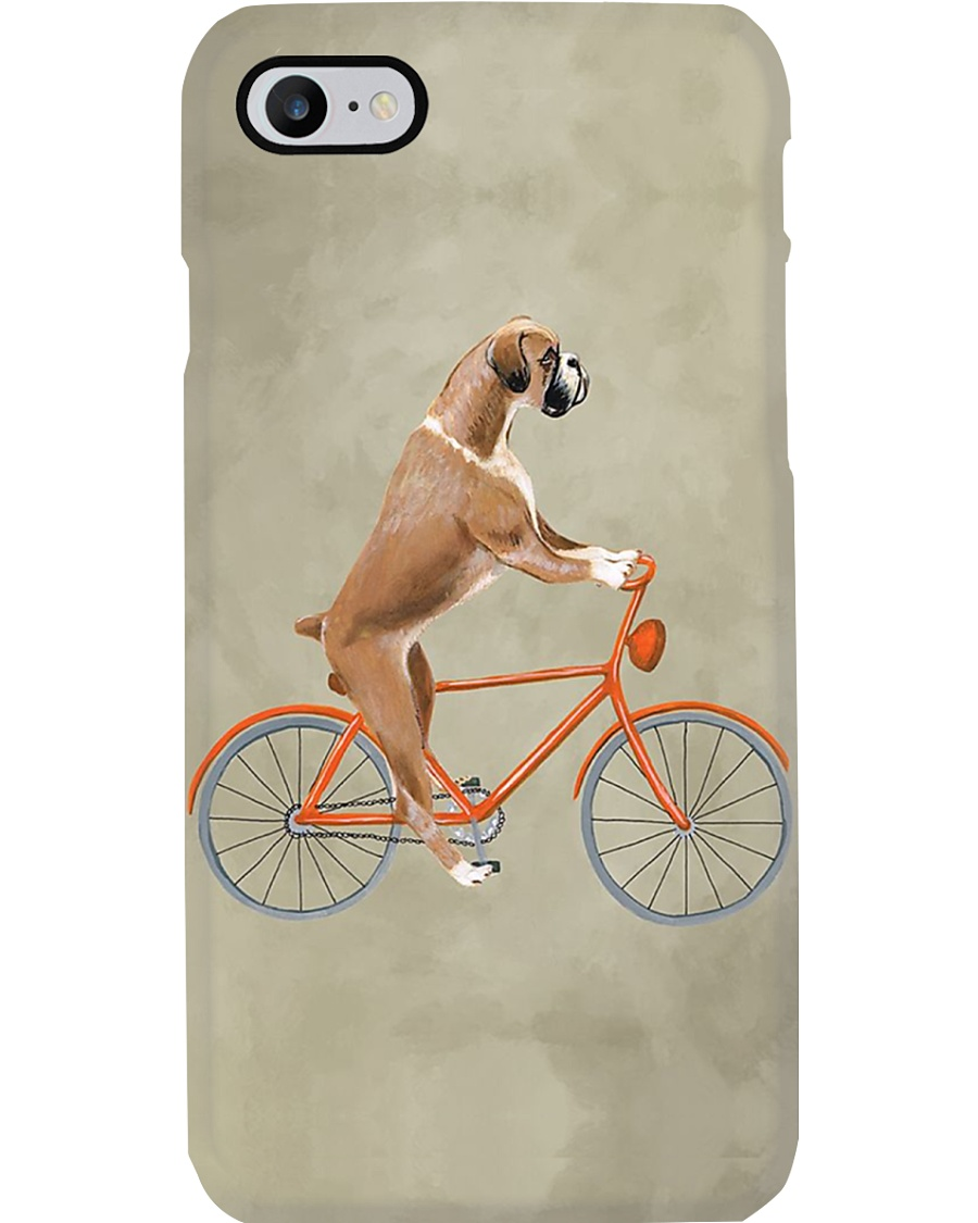 Boxer Dog - Boxer Cycle - Boxer Dog Breeds Phone Case