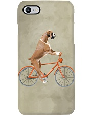 Boxer Dog - Boxer Cycle - Boxer Dog Breeds Phone Case i-phone-7-case