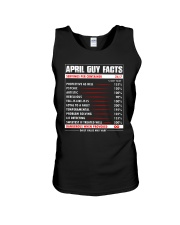 DAILY FACTS-04 Unisex Tank thumbnail