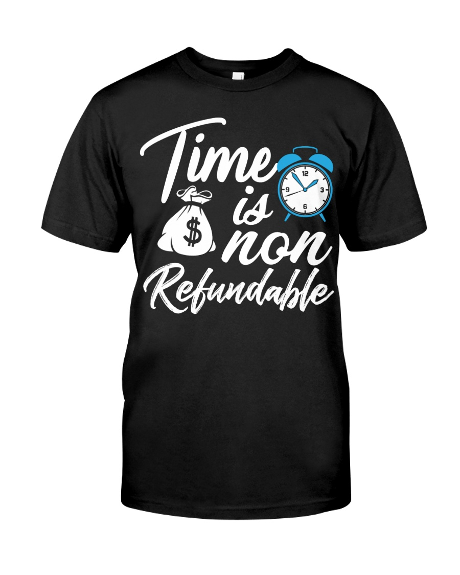 Time  Classic T-Shirt