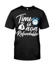 Time  Classic T-Shirt front